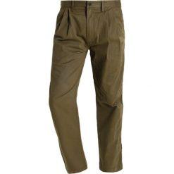 Spodnie męskie: Maharishi MANALI WORK  Spodnie materiałowe maha olive