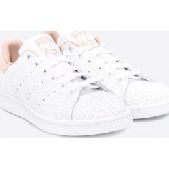 Adidas Originals - Buty. Brązowe buty sportowe damskie marki adidas Originals, z bawełny. W wyprzedaży za 299,90 zł.