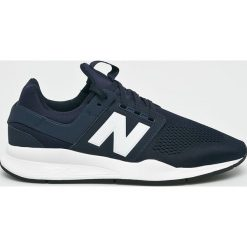 New Balance - Buty. Czarne halówki męskie marki New Balance. W wyprzedaży za 349,90 zł.