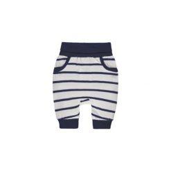 Steiff Boys Spodnie sportowe. Szare spodnie chłopięce Steiff, z bawełny. Za 89,00 zł.