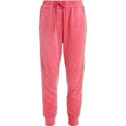 Spodnie dresowe damskie: Sundry SIDE STRIPES Spodnie treningowe hibiscus