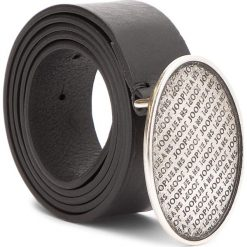 Pasek Męski JOOP! - JEANS 7626 115 001. Czarne paski męskie marki JOOP!, w paski, z jeansu. W wyprzedaży za 359,00 zł.
