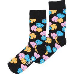 Czarne Skarpetki Kimono Happy Socks. Czarne skarpetki damskie Born2be, w kolorowe wzory. Za 29,99 zł.