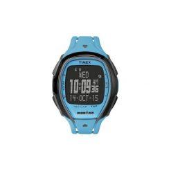 Pulsometr zegarek sportowy Timex Ironman® 150 Lap. Szare, cyfrowe zegarki męskie Timex, szklane. Za 379,99 zł.