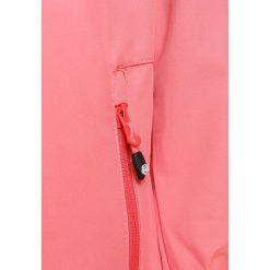 Color Kids BARKIN Kurtka Softshell sugar coral. Pomarańczowe kurtki dziewczęce softshell marki Color Kids, z materiału, sportowe. Za 189,00 zł.