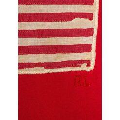 Odzież damska: Polo Ralph Lauren FLAG Tshirt z nadrukiem red