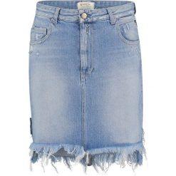 Spódniczki: Replay SKIRT Spódnica jeansowa blue denim