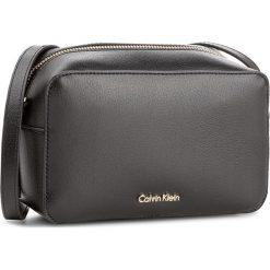 Listonoszki damskie: Torebka CALVIN KLEIN BLACK LABEL - Frame Camera Bag K60K603980 001