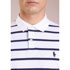 Polo Ralph Lauren Koszulka polo white/cruise navy. Białe koszulki polo Polo Ralph Lauren, l, z bawełny. Za 379,00 zł.