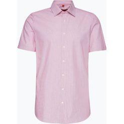 Finshley & Harding - Koszula męska, różowy. Czarne koszule męskie marki Finshley & Harding, w kratkę. Za 49,95 zł.