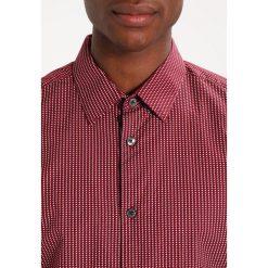 Koszule męskie na spinki: Burton Menswear London Koszula burgundy
