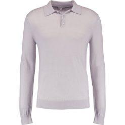 Swetry klasyczne męskie: Reiss TRAFFORD Sweter dove grey