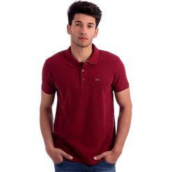 Koszulki polo: Koszulka polo w kolorze bordowym