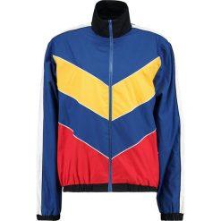 The Ragged Priest TRACK Kurtka wiosenna blue/red/yellow. Niebieskie bomberki damskie The Ragged Priest, s, z bawełny. Za 359,00 zł.