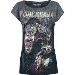 Powerwolf TSOS - Wolf Koszulka damska szary/ciemnoszary. Szare bluzki asymetryczne Powerwolf, xxl. Za 121,90 zł.
