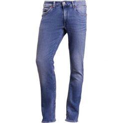 DRYKORN JAW Jeansy Slim Fit royal. Niebieskie jeansy męskie relaxed fit marki DRYKORN, m, z dekoltem karo. Za 459,00 zł.