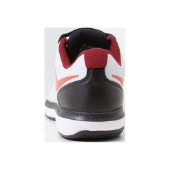 Nike Performance AIR ZOOM PRESTIGE HC Obuwie multicourt pure platinum/habanero red/black. Białe buty do tenisa męskie marki Nike Performance, z materiału. Za 419,00 zł.