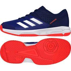 Buty sportowe damskie: Adidas Buty adidas Court Stabil JR AC7466 AC7466 niebieski 38 2/3