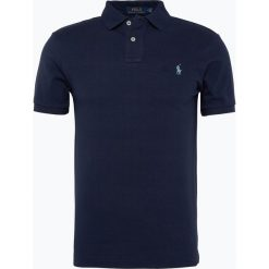 Polo Ralph Lauren - Męska koszulka polo, niebieski. Niebieskie koszulki polo Polo Ralph Lauren, m, z bawełny. Za 449,95 zł.