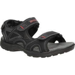 Sandały Casu 7SD9036. Czarne sandały męskie Casu. Za 79,99 zł.