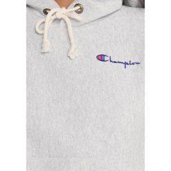 Champion Reverse Weave HOODED Bluza z kapturem mottled grey. Szare bluzy z kapturem damskie Champion Reverse Weave, xl, z bawełny. Za 439,00 zł.