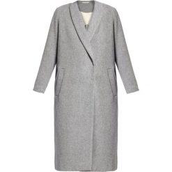 Kurtki i płaszcze damskie: Samsøe & Samsøe POLO Płaszcz wełniany /Płaszcz klasyczny grey melange