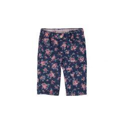 KANZ Girls Mini Spodnie dżinsowe blue denim. Niebieskie spodnie chłopięce marki Kanz, z bawełny. Za 88,00 zł.
