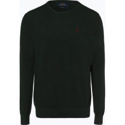 Polo Ralph Lauren - Sweter męski, brązowy. Brązowe swetry klasyczne męskie Polo Ralph Lauren, m, polo. Za 659,95 zł.