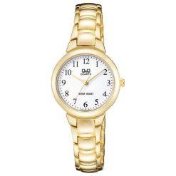 Zegarki damskie: Zegarek Q&Q Damski F613-004 Klasyczny