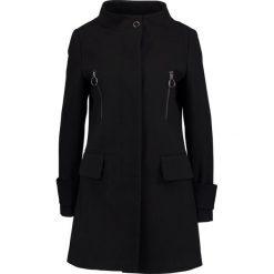 Płaszcze damskie pastelowe: Sisley Płaszcz wełniany /Płaszcz klasyczny black