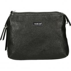 Torebka - 4-256-O L NER. Szare torebki klasyczne damskie Venezia, ze skóry. Za 259,00 zł.