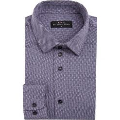 Koszula SIMONE1D KDNS000080. Szare koszule męskie na spinki marki House, l, z bawełny. Za 199,00 zł.