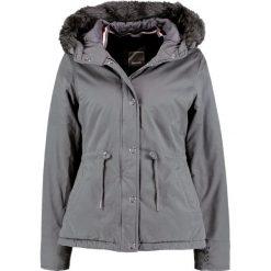 Bench Kurtka zimowa dark grey. Szare kurtki damskie zimowe Bench, m, z bawełny. W wyprzedaży za 509,25 zł.