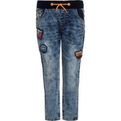 Jeansy dziewczęce: Desigual PARCHES Jeansy Slim Fit blue denim