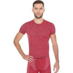 Brubeck Koszulka męska FUSION czerwona r. XXL (SS11550). Czerwone koszulki sportowe męskie marki Brubeck, m. Za 59,99 zł.
