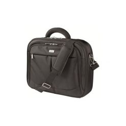 "Torba do laptopa Trust Sydney 17.3"" czarna. Czarne torby na laptopa TRUST, w paski. Za 122,99 zł."
