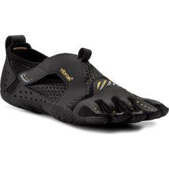 Buty VIBRAM FIVEFINGERS - Signa 13W0201 Black/Yellow. Czarne buty do fitnessu damskie marki Vibram Fivefingers, z materiału, vibram fivefingers. Za 449,99 zł.