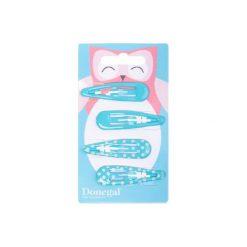 Donegal DONEGAL SPINKA do włosów Pastel-Blue (FA-5558) 5cm  1 op.-4szt - 275558-FA. Niebieskie ozdoby do włosów Donegal. Za 4,83 zł.