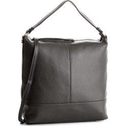 Torebka CREOLE - K10468  Szary. Szare torebki klasyczne damskie Creole, ze skóry, duże. W wyprzedaży za 219,00 zł.