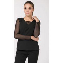 Bluzki asymetryczne: Wieczorowa bluzka