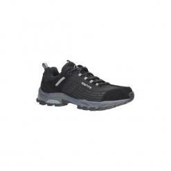 Buty Casu  Czarne buty sportowe sznurowane softshell  B1528-1. Czarne buty sportowe damskie marki Casu. Za 89,99 zł.