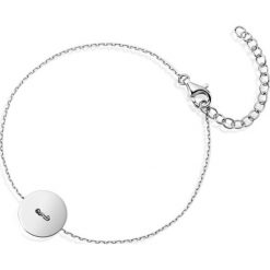 Biżuteria i zegarki damskie: RABAT Bransoletka Srebrna - srebro 925