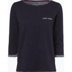 S.Oliver Casual - Damska bluza nierozpinana, niebieski. Niebieskie bluzy z kieszeniami damskie s.Oliver Casual, s. Za 119,95 zł.