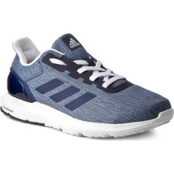 Buty adidas - Cosmic 2 W S80666 Conavy/Trabl. Czarne buty do biegania damskie marki Adidas, z kauczuku. W wyprzedaży za 199,00 zł.