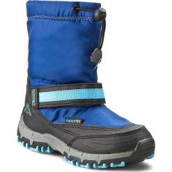 Buty zimowe chłopięce: Śniegowce KAPPA – Sledge Tex K 260346K Blue/L'Blue 6061