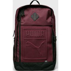 Puma - Plecak. Czerwone plecaki męskie marki Puma, xl, z materiału. Za 169,90 zł.