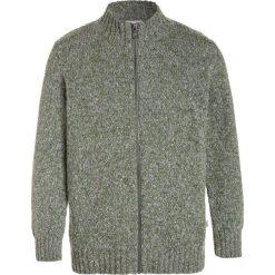 Hessnatur Kardigan moos. Zielone swetry dziewczęce hessnatur, z bawełny. W wyprzedaży za 239,25 zł.