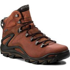 Buty trekkingowe męskie: Ecco Buty męskie Terra Evo pomarańczowe r. 40 (82650452358)
