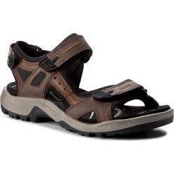 Sandały ECCO - Offroad 06956456401 Brown/Black. Brązowe sandały męskie skórzane ecco. Za 459,90 zł.