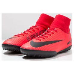 Buty sportowe chłopięce: Nike Performance MERCURIALX VICTORY 6 DF TF Korki Turfy university red/black/bright crimson
